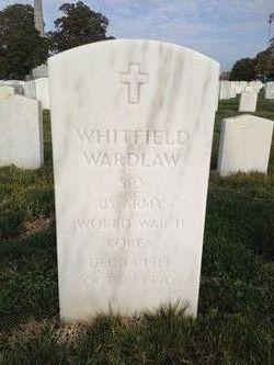Whitfield Wardlaw