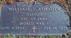 William Ashauer