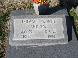 Ishmael Worth Andrew