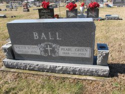 Walter Scott Ball