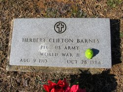 Herbert Clifton Barnes