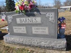 Norma Christine Barnes