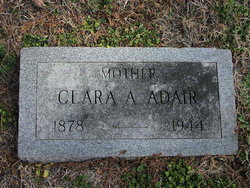 Clara Alice Knofflock Adair
