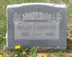 Donald L. Aronhalt