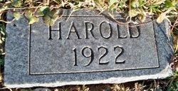Harold Hutson