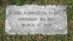 John Johnston Parker
