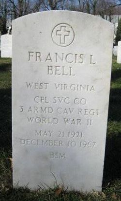 Francis Leo Lee Bell