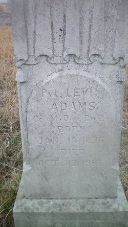 Levi Adams