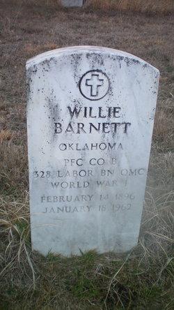 Willie Barnett