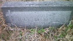 Macy Breckenridge
