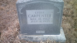 Lydia Carpenter