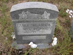 Callie M. Ewing
