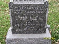 Catherine Kate Bartholomew