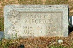 Harvey Claude Alford, Sr