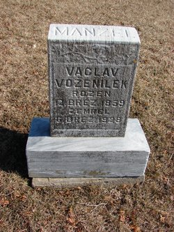Vaclav Vozenilek