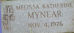Melissa Katherine Mynear