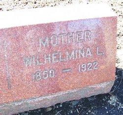 Mrs Wilhelmina L Brenke