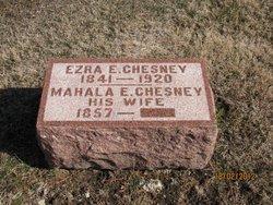 Judge Ezra Erasmus Chesney