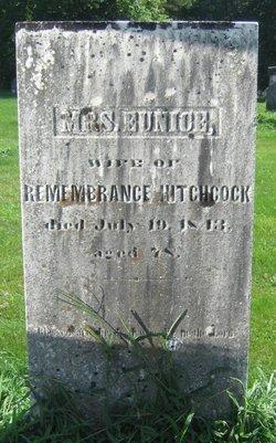 Eunice <i>Allen</i> Hitchcock