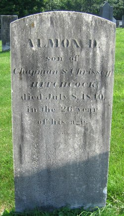 Almon Dunbar Hitchcock
