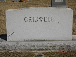 Robert Douglas Criswell