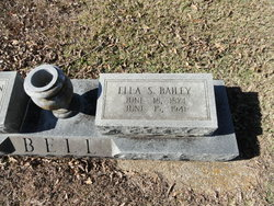 Ella S <i>Bailey</i> Bell