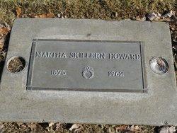 Martha Jane Mattie <i>Skillern</i> Howard