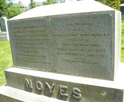 Rev Daniel James Noyes