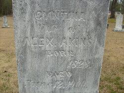 Cynthia L <i>Gravett</i> Akins