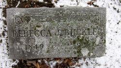 Rebecca J Buckler