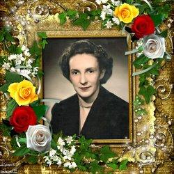 Marjorie Louise <i>Oatman</i> LeMieux