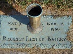 Robert Lester Bailey