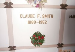 Claude Frances Dick Smith