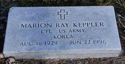Marion Ray Keppler
