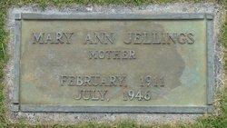 Mary Ann Jellings
