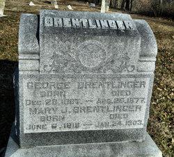 George Brentlinger