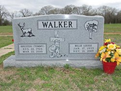 Houston Thomas Tommy Walker