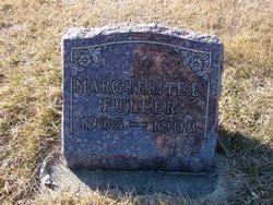 Marguerite E. Margaret Fuller