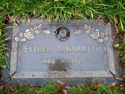 Esther A. <i>Nielsen</i> Barreth