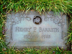Henry Peter Barreth