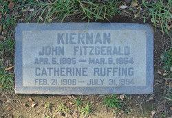 Catherine Ziegler <i>Ruffing</i> Kiernan