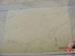 James Greenlee Anderson