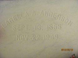 Larella Ann <i>Greenlee</i> Anderson