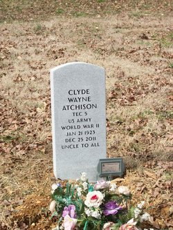 Clyde Wayne Uncle Clyde Atchison