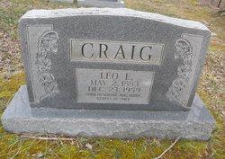 Leo Edwin Craig
