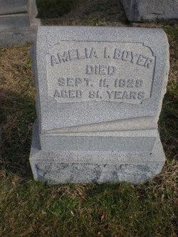 Amelia Isadore <i>Leith</i> Boyer