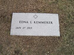 Edna Louise <i>Phillips</i> Kemmerer