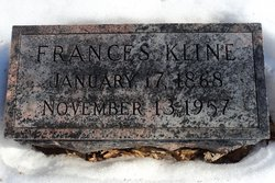 Frances Belle Frankie <i>Kibble</i> Kline