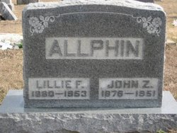 Florence Lilly <i>Pickel</i> Allphin