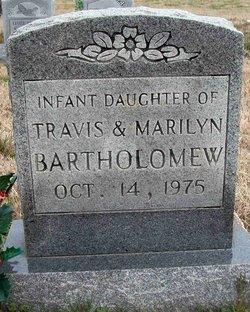 Infant Daughter Bartholomew